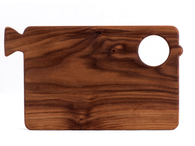 Blowfish serving board